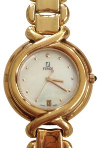 Fendi Fendi Gold Watch