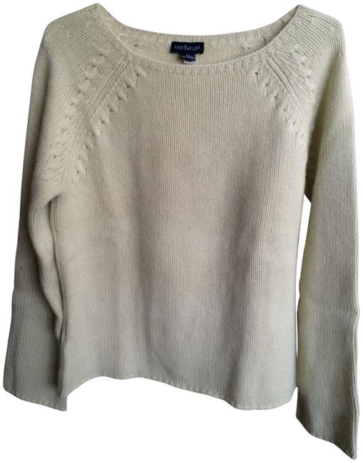 Preload https://item1.tradesy.com/images/ann-taylor-key-lime-cashmere-sweaterpullover-size-14-l-388235-0-0.jpg?width=400&height=650