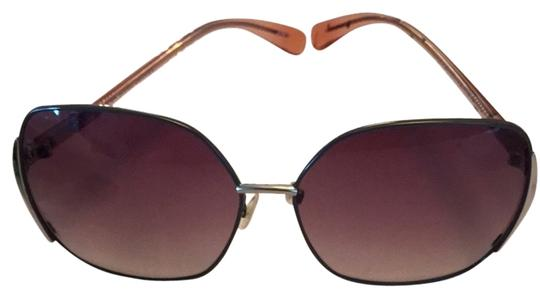 Preload https://item3.tradesy.com/images/brown-and-gold-michael-kors-very-light-sunglasses-3883117-0-0.jpg?width=440&height=440