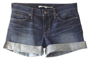JOE'S Cuffed Cuffed Shorts Dark Denim