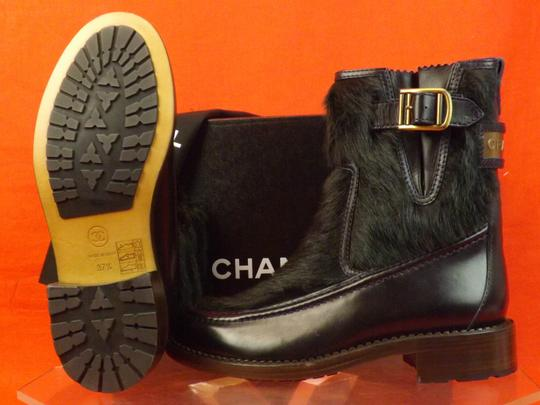 Chanel Green Boots Image 9