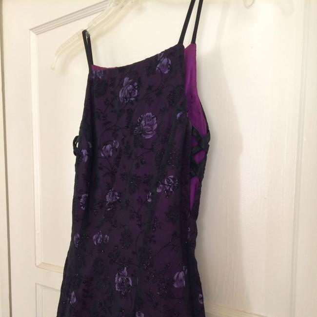 Preload https://item5.tradesy.com/images/morgan-and-co-black-purple-formal-dress-size-4-s-388349-0-0.jpg?width=400&height=650