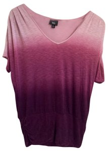 Massimo Top Purple Ombre