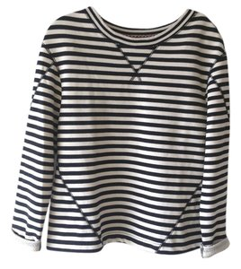 Marc by Marc Jacobs Striped Terry Sweatshirt