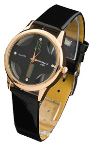 Other Ladies Black Quartz Fashion Watch Free Shipping