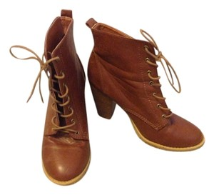 LAT Brown Boots