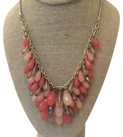 Preload https://item3.tradesy.com/images/fig-leaf-coral-and-pink-necklace-3884497-0-0.jpg?width=440&height=440
