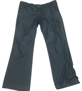Mossimo Supply Co. Trouser Pants Dark blue