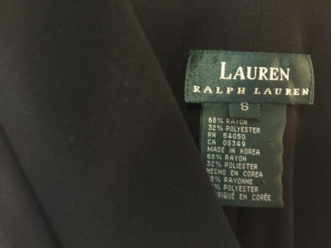 Ralph Lauren Halter Long Sexy Fitted Keyhole Dress Image 2