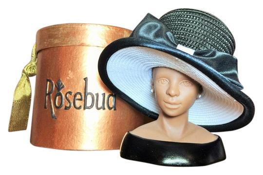 Preload https://item2.tradesy.com/images/other-diva-sculpture-by-harriet-rosebud-black-and-white-straw-hat-3102-55h-sistersoul-closet-3884821-0-0.jpg?width=440&height=440