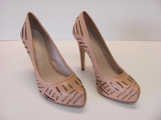 BCBGeneration New Excellent Condition Leather neutral Platforms