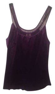 Daryl K Silk Cotton Top Purple / Violet