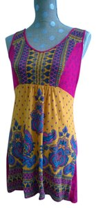 Global Desi Print Tunic