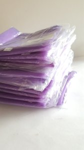 25 Organza Table Runners Lavender- New