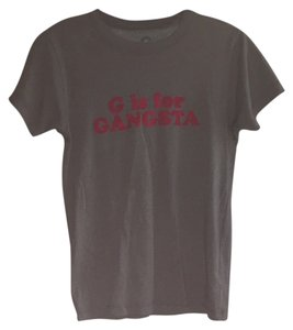 Urban Behavior T Shirt Gray
