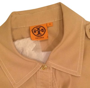 Tory Burch short dress Khaki on Tradesy