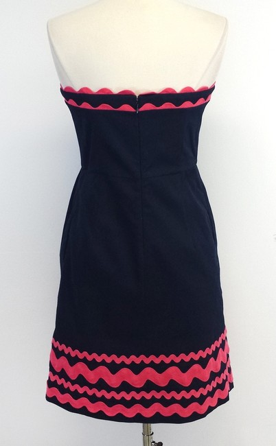 Vineyard Vines short dress Ric Rac Cotton Strapless Sweetheart on Tradesy
