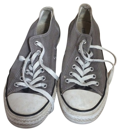 Converse Grey and White Athletic