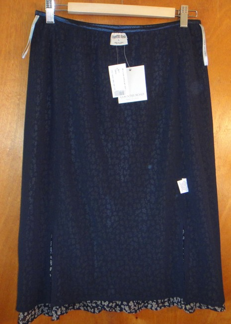 Country Road Skirt Multi Color