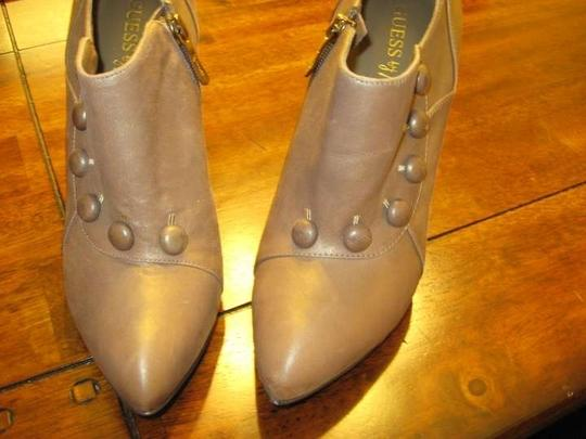 Guess By Marciano Gold/Pewter Boots