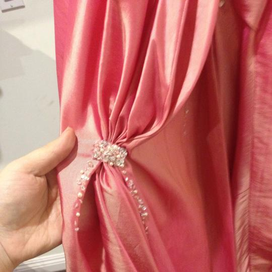 Maggie Sottero Pink Wedding Dress Size 8 (M)