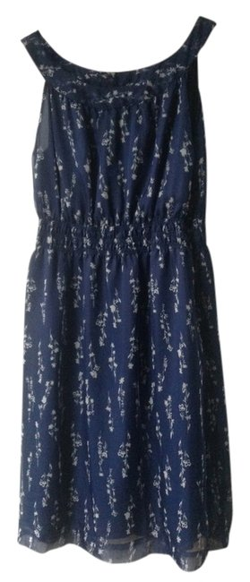 Preload https://img-static.tradesy.com/item/3886708/united-colors-of-benetton-blue-above-knee-night-out-dress-size-12-l-0-0-650-650.jpg