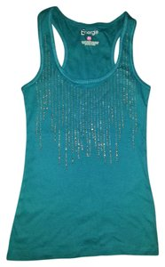 Energie Top Turquoise blue