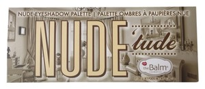 The Balm NWT The Balm - NUDE 'dude Eyeshadow Palette