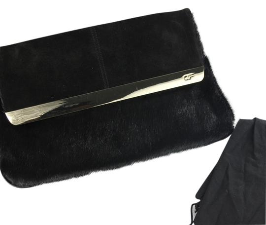 Anne Fontaine Spring Summer Fall Winter Black Clutch