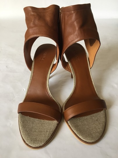 Vince Luggage Sandals