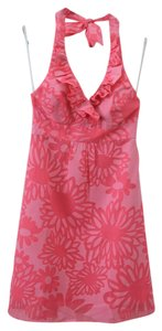 Lilly Pulitzer short dress Hot Pink on Tradesy