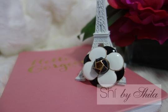Other Repurposed Chanel Lotus Flower Broach Image 4