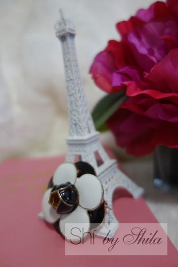 Other Repurposed Chanel Lotus Flower Broach Image 5