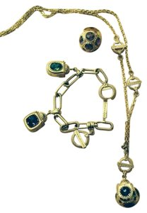 Rebecca Necklace, ring and bracelet