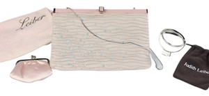 Judith Leiber Fall Summer Pink Clutch
