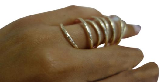 "Other Full Finger ""Zaida"" Ring"