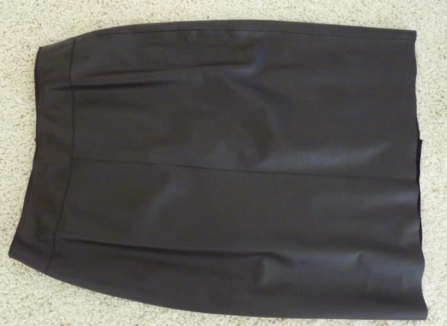 Nordstrom Leather Skirt and Jacket