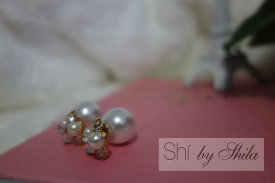 "Other ""Daliah"" Two sided earings"
