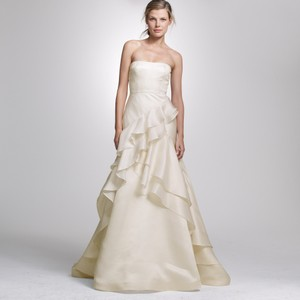 J.Crew Cascade Wedding Dress