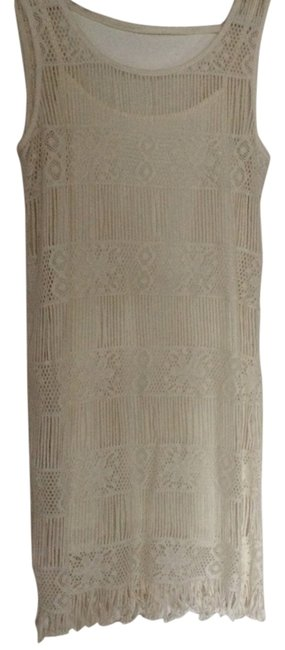 American Eagle Outfitters short dress Beige, Cream on Tradesy