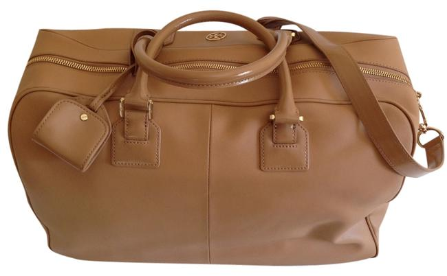 Item - Robinson Sand Saffiano Leather Weekend/Travel Bag