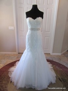 Essense Of Australia D1441 Wedding Dress