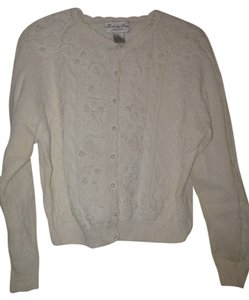 Kimberly Hope Vintage Pearl Button Sweater