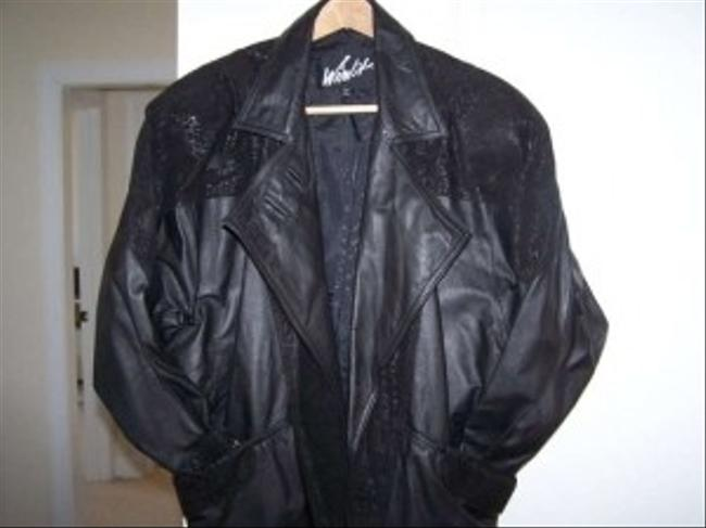 Winlet Black Jacket