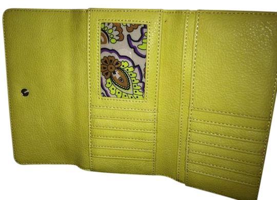 Guess Wristlet in Yellow