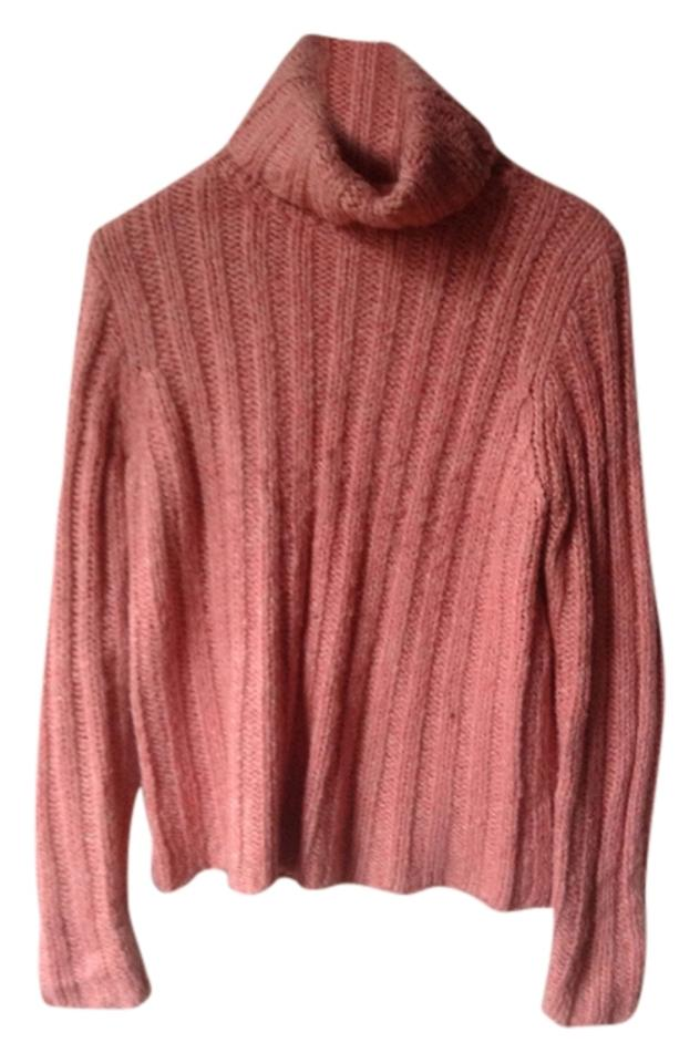 h m pink sweater pullover size 12 l tradesy. Black Bedroom Furniture Sets. Home Design Ideas