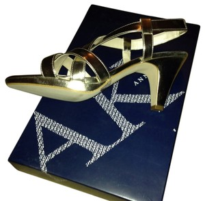Anne Klein Gold Formal