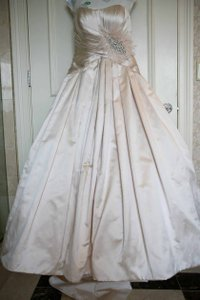 Priscilla Of Boston Style Number 4404 Wedding Dress