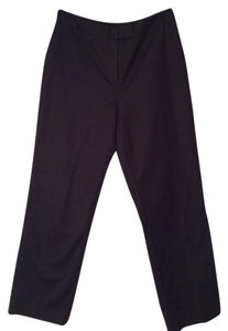 Peck & Peck Boot Cut Pants Black