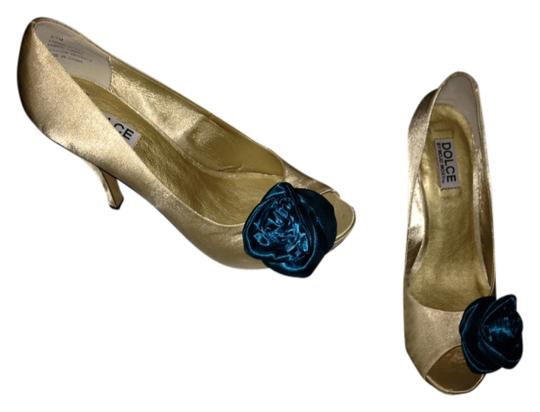 Preload https://item3.tradesy.com/images/dolce-vita-gold-formal-shoes-size-us-95-389102-0-0.jpg?width=440&height=440